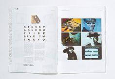 Stüssy Biannual Vol 2 The Tribe 01.jpg (700×486) #editorial