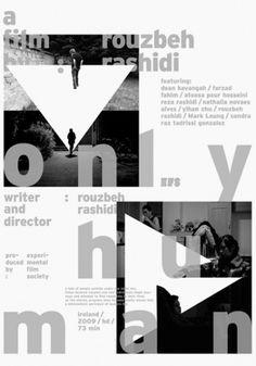 Only Human : pouya's online portfolio #ahmadis #pouya #poster #film
