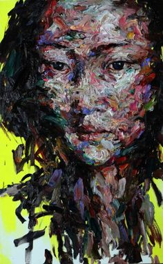 undefined #design #paint #portrait #painting #art