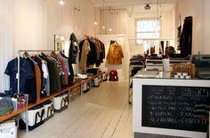 Albam Islington 286, Upper Street #interior #retail #design #space #store #concept #hipshops