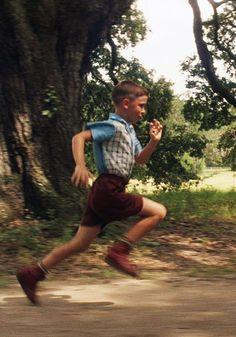 metaphor. #gump #forest #run #inspire
