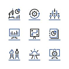 Tim Boelaars – Icon set for created for Kempen. #iconography #kempen #icons #commercialwork #kesselskramer #iconset #icon #vector #design