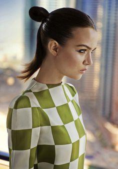 Josephine Skriver #model #girl #campaign #photography #portrait #fashion #editorial #beauty
