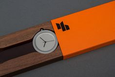 Spin — Matthew Hilton Watch #packaging #clock #watch