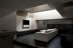 House of Silence by FORM/Kouichi Kimura Architects #minimalist #design #minimal #home