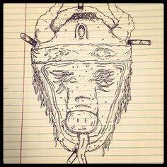Dead Pig Sketch