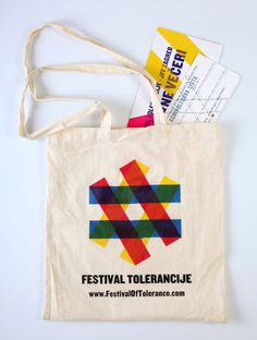 8th Festival of Tolerance - JFF Zagreb on Behance #corp #mirko #ilic