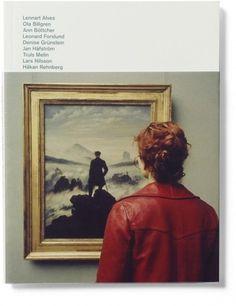 Rasmus Koch Studio : Caspar David Friedrich kom aldrig til Sverige...Han blev i Danmark #catalogue #print