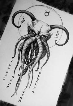 Illithid Demon from Alin Russ