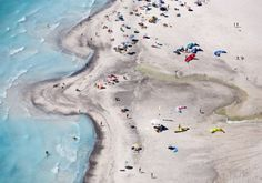 Beaches by Alex MacLean #photography #aerial #landscape