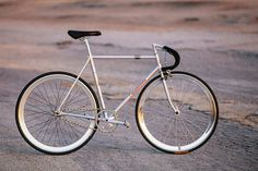 Beautiful Bicycle: Joseph's Nagasawa Track #bicycle #track #bike