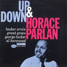 Horace Parlan, Blue Note 4082 jazz album cover