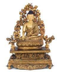 Large Buddha Figure