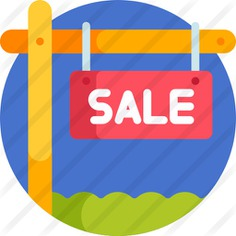 See more icon inspiration related to commerce and shopping, offer, signaling, supermarket, sale, commerce, shopping and sign on Flaticon.