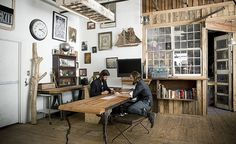 The Scout :: Features :: Design :: The Brothers Haslegrave #room