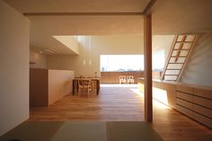 """Image Spark Image tagged """"interiors"""", """"stairs"""" onehillside #interiors #light"""