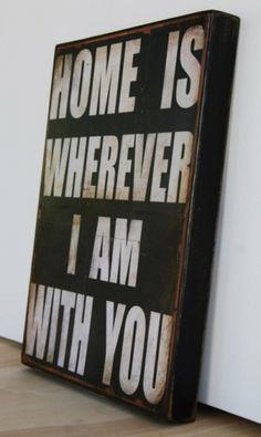 tumblr_lv8rvzcWfL1qlsc70o1_500.jpg (JPEG Imagen, 418x700 pixels) #type #home #love #poster