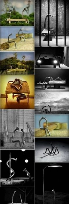 Emotional nail #photo #nail #art