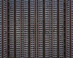 Architecture of Densitiy by Michael Wolf #photography #architecture