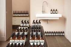 Aesop Notting Hill 227A, Westbourne Grove #interior #retail #design #space #store #concept #hipshops