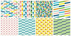 design work life » Proud Creative: Rhyl Identity #pattern