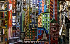 #paper #city #street #44flavours