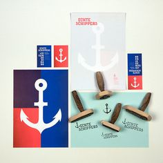Echte Schippers #inspiration #design #graphic #professional #quality