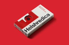 Radical Bearing Packaging #helshredica #swiss #bearing #red #helvetica
