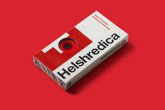 Radical Bearing Packaging #helshredica #swiss #bearing #red #helvetica