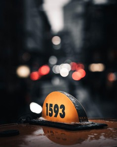 Dark and Cinematic Urban Photos in Stockholm by Daniel Hedquist