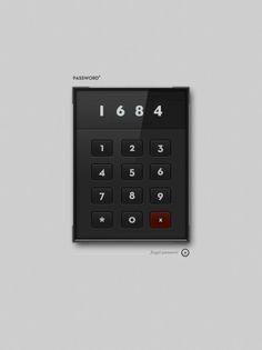 Screenshots #tech #math #design #calculator #numbers #typography