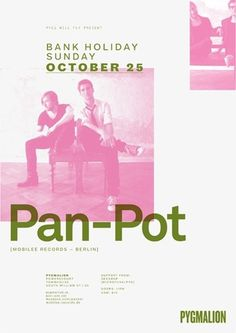 Más tamaños | Pan-Pot | Flickr: ¡Intercambio de fotos! #multiply #design #graphic #cullen #pot #james #poster #pan