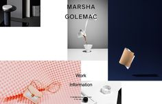 Marsha Golemac, inspiration N°531 published on The Gallery in date November 27th, 2015. #website