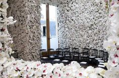 Dior- orchid room 2 #dior #orchids