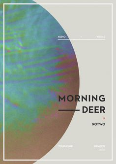 Morning Deer - Tamas Horvath #poster