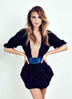 Kim Feenstra by Martijn Senders for Jackie Magazine #fashion #model #photography #girl