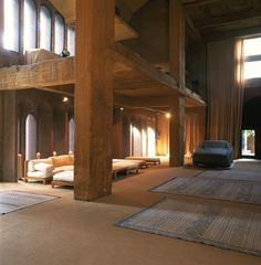Loft Tour: The Cement Factory – LoftLife Magazine – The Loftstyle Guide to Life in the City