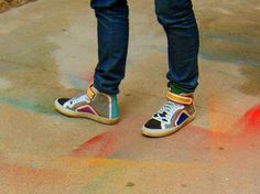 COLORAMA de J.Aijon | Flickr: Intercambio de fotos #sneakers #jorge aijon #pierre hardy #colorama