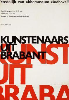 mostly modernist #stedelijk #museum #grid #system #amsterdam #modernism