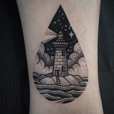 The Lovely Storybook Style Blackwork Of Susanne König