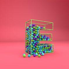 E - Ball pit