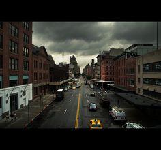 NEW YORK on Behance