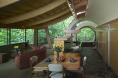 CJWHO ™ (Wilkinson Residence by Robert Harvey...) #house #tree #design #nature #photography #architecture #green