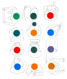 Geoff McFetridge | PICDIT #artist #drawing #art
