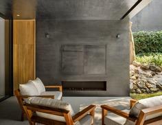 fireplace / Pérez Palacios Arquitectos Asociados