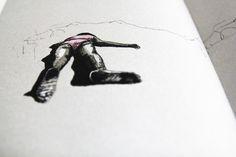 Graphic novel on Behance
