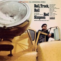 Red Simpson - Roll, Truck, Roll #photography #typography