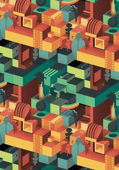 29th Cinema Jove Film Fest - Casmic Lab / diseño gráfico / graphic design