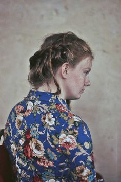 Zuzu Valla Captures The Beauty of Freckles With Striking Portraits
