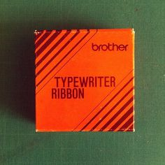 insta jo #packaging #brother #typewriter